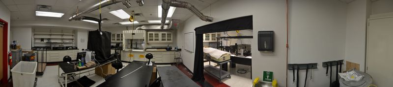 New Lab Panorama