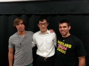 New Masters - Dan Zhao and Colin