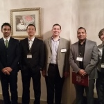 Group attends the 9th US National Combustion Meeting in Cincinnati, OH with 5 presentations!