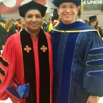 Congratulations to Dr. Ajay Singh who successfully defended his PhD Dissertation!